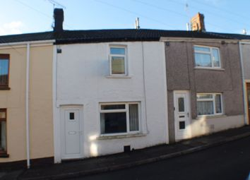 Thumbnail 2 bed terraced house to rent in John Street, Nantyffyllon, Maesteg, Mid Glamorgan