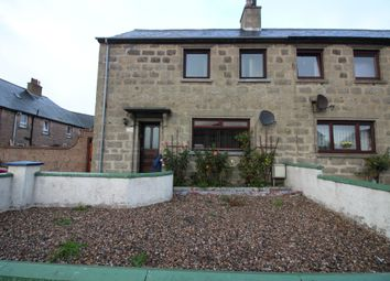 Thumbnail 3 bed end terrace house for sale in Gallowhill Road, Fraserburgh, Aberdeenshire