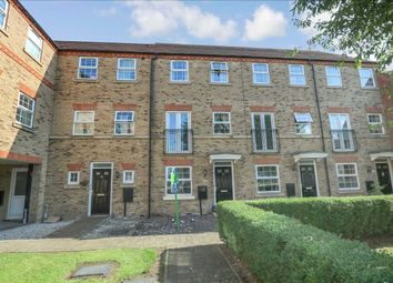 Thumbnail 4 bed terraced house for sale in Warren Lane, Witham St. Hughs, Witham St Hughs, Lincoln