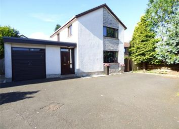 Thumbnail 3 bed detached house for sale in Urquhart Crescent, Dumfries, Dumfries And Galloway