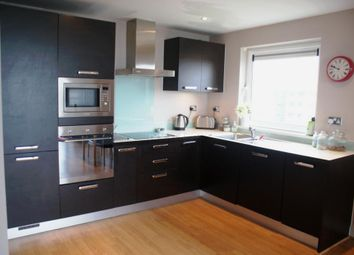 Thumbnail 1 bed flat for sale in Windward Court, Gallions Approach, London