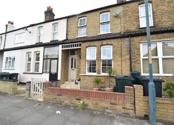 Thumbnail 2 bed terraced house for sale in Beaconsfield Road, Bexley, Kent
