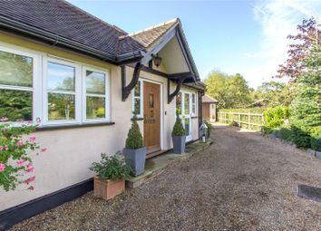 Thumbnail 3 bed detached bungalow for sale in Le Grand Chene, Tilburstow Hill Road, South Godstone, Surrey