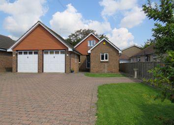 Thumbnail 4 bed detached house for sale in Kings Road, Lancing