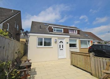 Thumbnail 4 bedroom semi-detached house for sale in Bradford Close, Plymouth