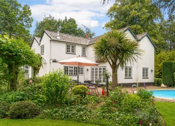 Thumbnail 5 bed detached house for sale in Buckhurst Road, Ascot, Berkshire