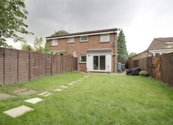 Thumbnail 1 bedroom end terrace house for sale in Hazelbank Road, Chertsey, Surrey