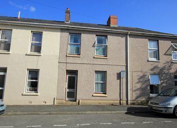 Thumbnail 3 bed terraced house for sale in Barnsfield Terrace, Carmarthen, Carmarthenshire