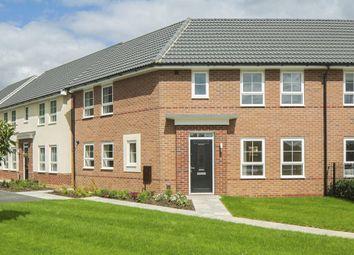 "Thumbnail 3 bedroom semi-detached house for sale in ""Faringdon"" at Carters Lane, Kiln Farm, Milton Keynes"
