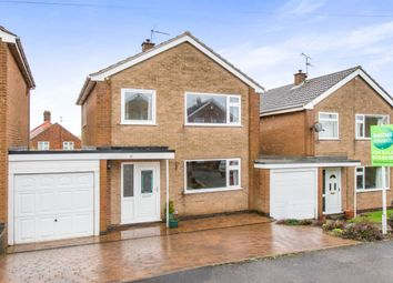 Thumbnail 3 bed link-detached house for sale in Pinewood Road, Belper