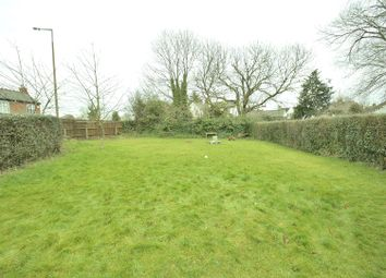 Land for sale in The Crescent, Breaston, Derby DE72