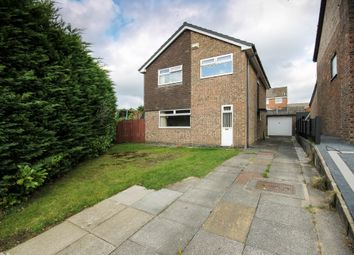 Thumbnail 4 bedroom detached house for sale in Ranworth Close, Bolton