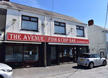 Thumbnail Restaurant/cafe for sale in The Avenue, Llanelli, Carmarthenshire