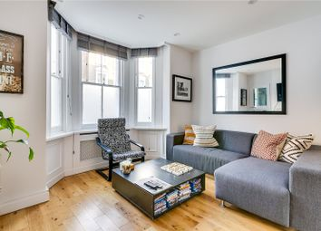 Thumbnail 3 bed flat for sale in Seagrave Road, London