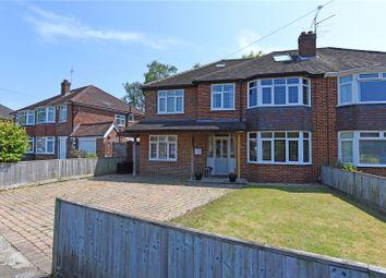 Thumbnail 4 bed semi-detached house for sale in Boundary Close, Tilehurst, Reading, Berkshire
