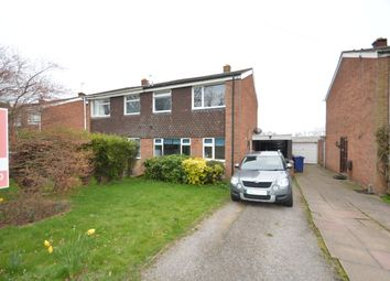 Thumbnail 3 bedroom semi-detached house to rent in Orchard Avenue, Shoal Hill Cannock