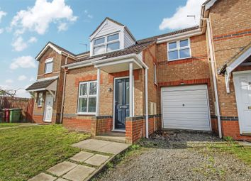 Thumbnail 3 bed terraced house for sale in Lavender Way, Scunthorpe