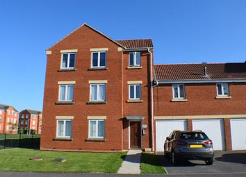 Thumbnail 2 bed flat for sale in Lords Way, Bridgwater