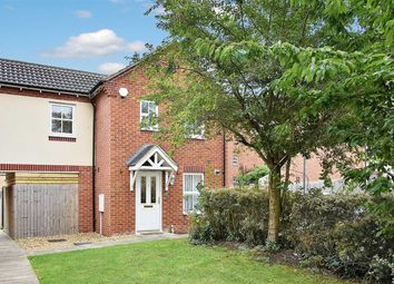 Thumbnail 3 bed semi-detached house for sale in Wilce Avenue, Wellingborough