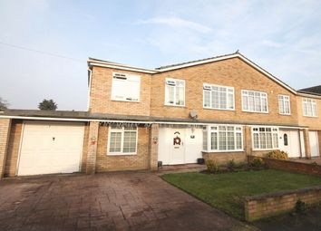 Thumbnail 4 bed semi-detached house to rent in Pavilion Gardens, Staines Upon Thames, Surrey