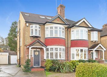 Thumbnail 3 bed semi-detached house for sale in Ravensmead Road, Bromley, Kent
