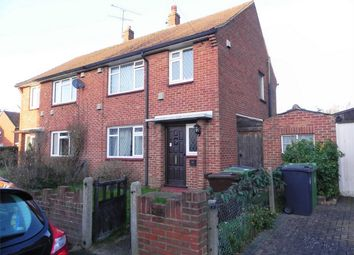 Thumbnail 3 bed semi-detached house to rent in Mayfield Road, Camberley, Surrey