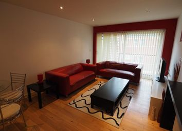 Thumbnail 2 bed flat to rent in Dock Street, Hull