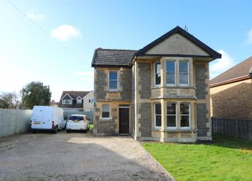 Thumbnail 3 bed detached house for sale in Manor Road, Saltford, Bristol