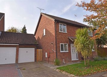 Thumbnail 2 bed semi-detached house for sale in Culterfield, Singleton, Ashford