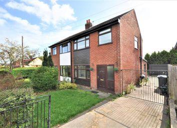 Thumbnail 3 bed semi-detached house for sale in Hawthorne Avenue, Garstang, Preston, Lancashire
