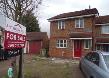 Thumbnail 3 bed end terrace house for sale in Carnoustie Close, Thamesmead