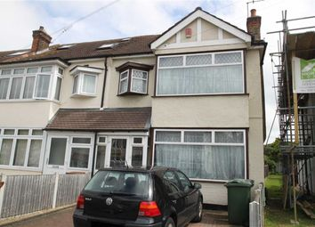 Thumbnail 3 bedroom end terrace house for sale in Ainslie Wood Gardens, London