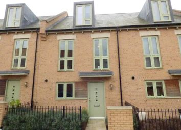 Thumbnail 4 bed terraced house for sale in Strobel Drive, Upton, Northampton