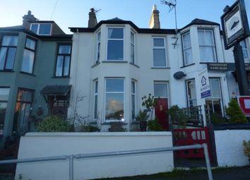 Thumbnail 3 bed terraced house for sale in Parciau Terrace, Criccieth, Gwynedd