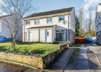 Thumbnail 3 bed semi-detached house for sale in Woodbank Court, Alexandria