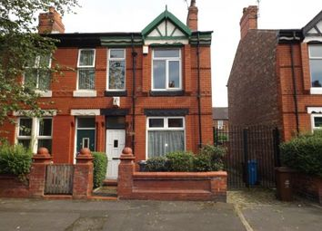 Thumbnail 2 bed end terrace house for sale in Dorset Avenue, Manchester, Greater Manchester, Uk