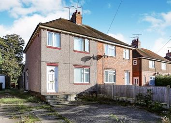 Thumbnail 3 bed semi-detached house for sale in Charter Avenue, Coventry, West Midlands