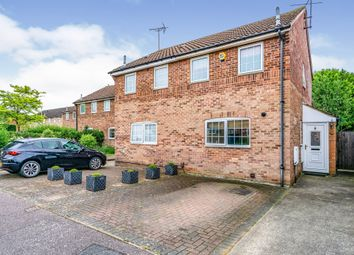 Thumbnail 2 bed semi-detached house for sale in Buzzard Road, Luton