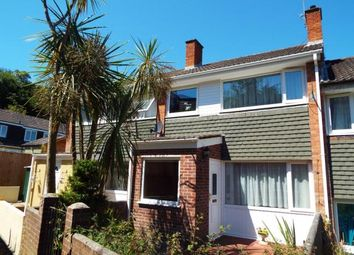 Thumbnail 3 bedroom terraced house for sale in Hooe, Plymouth, Devon