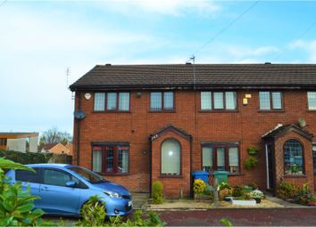 Thumbnail 3 bed end terrace house for sale in Mosley Common Road, Worsley