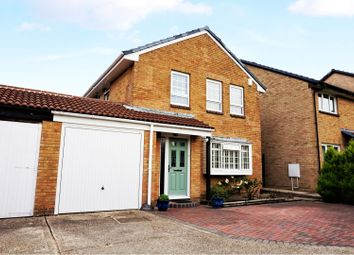Thumbnail 4 bed link-detached house for sale in Finisterre Close, Fareham