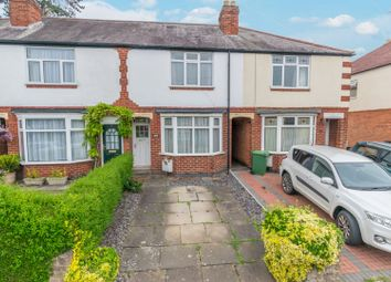 2 bed terraced house for sale in Wigston Road, Leicester LE2