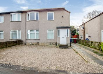 Thumbnail 3 bedroom flat for sale in Kingsheath Avenue, Rutherglen, Glasgow