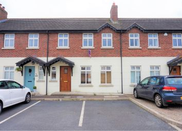 Thumbnail 3 bed town house for sale in Mill Green, Ballyclare