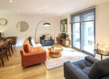 Thumbnail 4 bed flat for sale in Dalston Lane Terrace, Dalston Lane