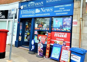 Thumbnail Retail premises for sale in Eskview Terrace, Musselburgh