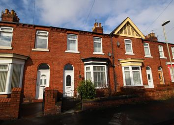 Thumbnail 2 bed terraced house for sale in Rosebery Avenue, Scarborough