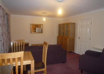 Thumbnail 2 bedroom flat to rent in Bentley House, Abbeygate Court, March