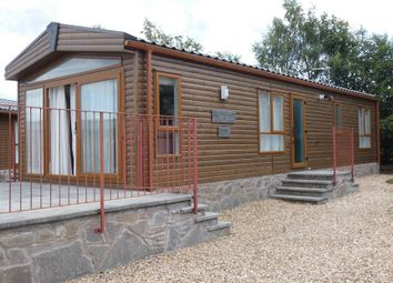 Thumbnail 2 bed lodge for sale in The Holding, Leadketty Loch Manor, Dunning, Perth