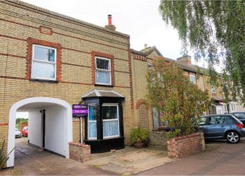 Thumbnail 3 bedroom terraced house for sale in Exning Road, Newmarket